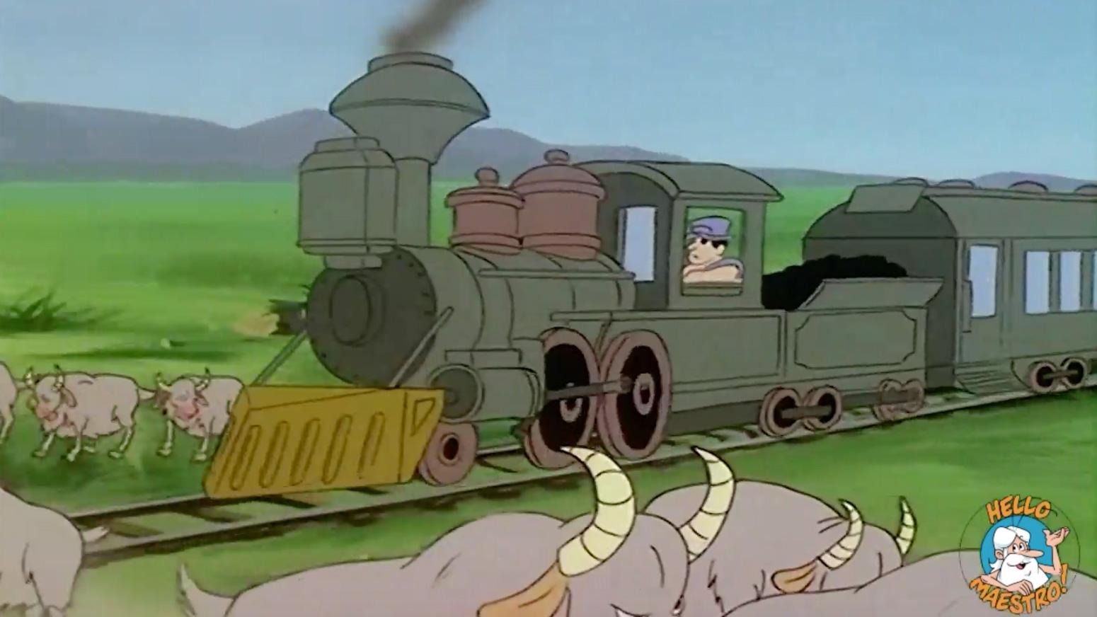 Parler De Stephenson Et De La Locomotive Enseigner En Dnl Et