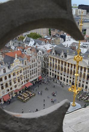 Bruxelles, l'autre visite