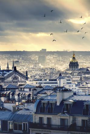 Paris, capitale de liberté(s)