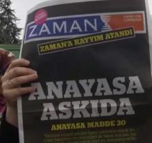 Turquie : un journal sous tutelle