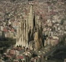 Sagrada Familia : fin de chantier annoncée