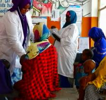 L'appel au secours des Somaliens