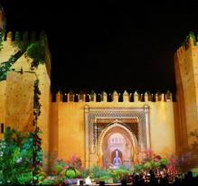 Festival des musiques sacrées à Fès