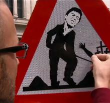 Le street art s'expose à Bruxelles