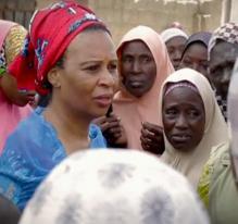 Fatima Akilu et les femmes de Boko Haram