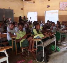 Burkina Faso: des écoles inclusives