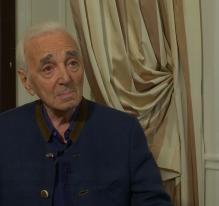 Aznavour, une carrière formidable