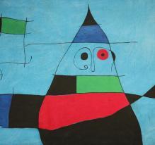Miró : le génie du bizarre