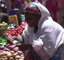 La frontière s'ouvre entre l'Érythrée et l'Éthiopie