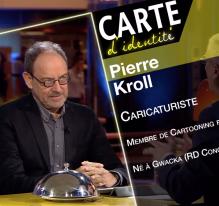 Pierre Kroll ou les défis de l'humour