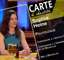 Sophie Heine, chercheure et politologue