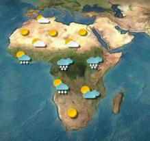 Construire un jeu bilingue sur les climats