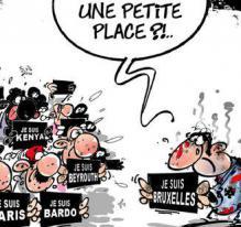 Belgique : dessine-moi la solidarité