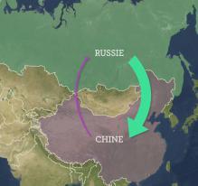 Russie-Chine: une relation atypique