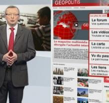 Grand Angle - « Les coulisses de l'émission Géopolitis »
