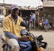 Chauffeur zém (Bénin)