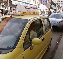 Moussou, femme taxi (Sénégal)