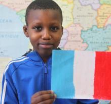 Les drapeaux (atelier 5 - français langue maternelle)
