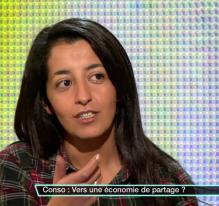 Karima Delli : pour une économie de partage
