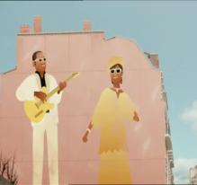 Masiteladi, interprété par Amadou et Mariam