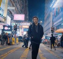 Les rues de ma peine, interprété par Amir