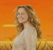 Soleil soleil, interprété par Lara Fabian