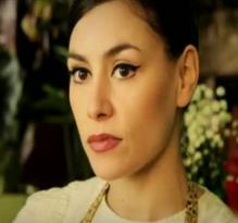 Les crêpes aux champignons, interprété par Olivia Ruiz