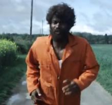 Sur ma route, interprété par Black M