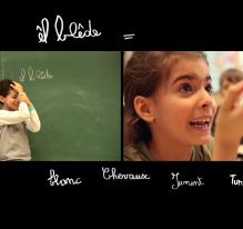 Nos langues et le français
