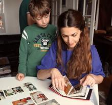 Les portraits de famille (atelier 5 - français langue étrangère)