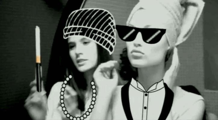Vive la mode !