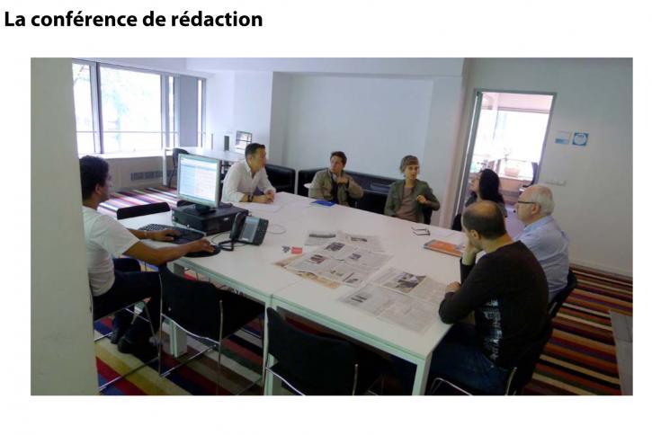 Conférence de rédaction