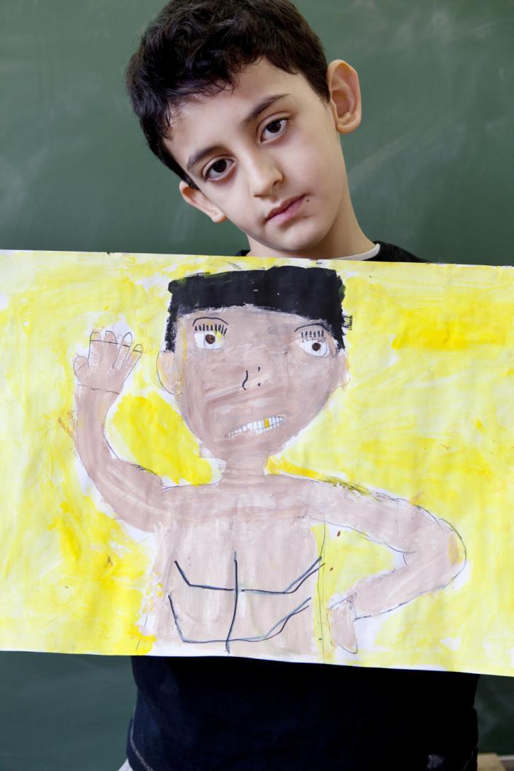 L'autoportrait de Diego