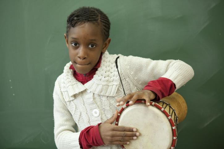 Le tambour de Djeneba