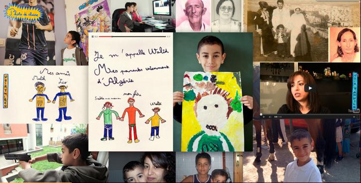 La page personnelle de Walid