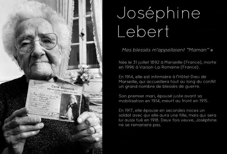 Biographie de Joséphine Lebert