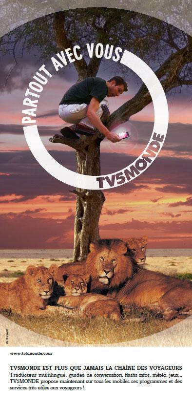 Affiche - Lion - 2009