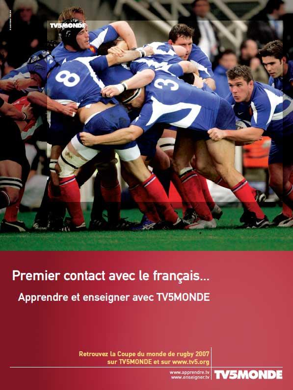 L'affiche - Rugby - 2006