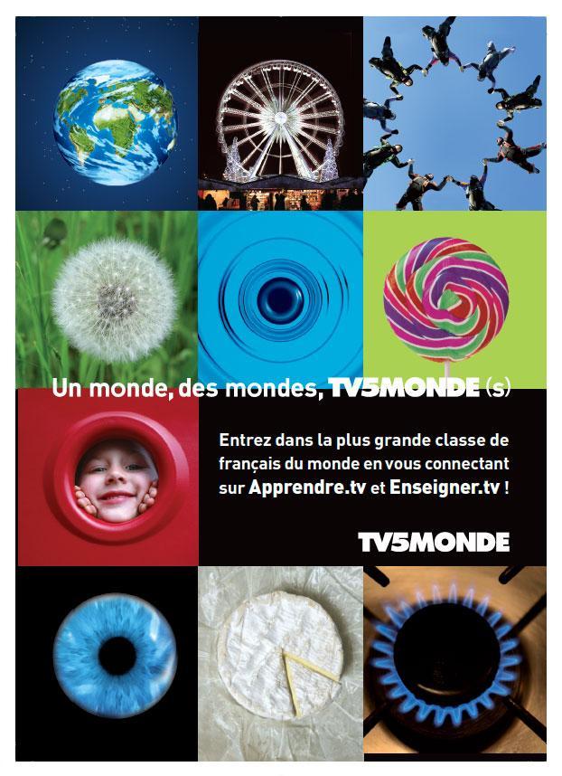 L'affiche - Mosaïque - 2009