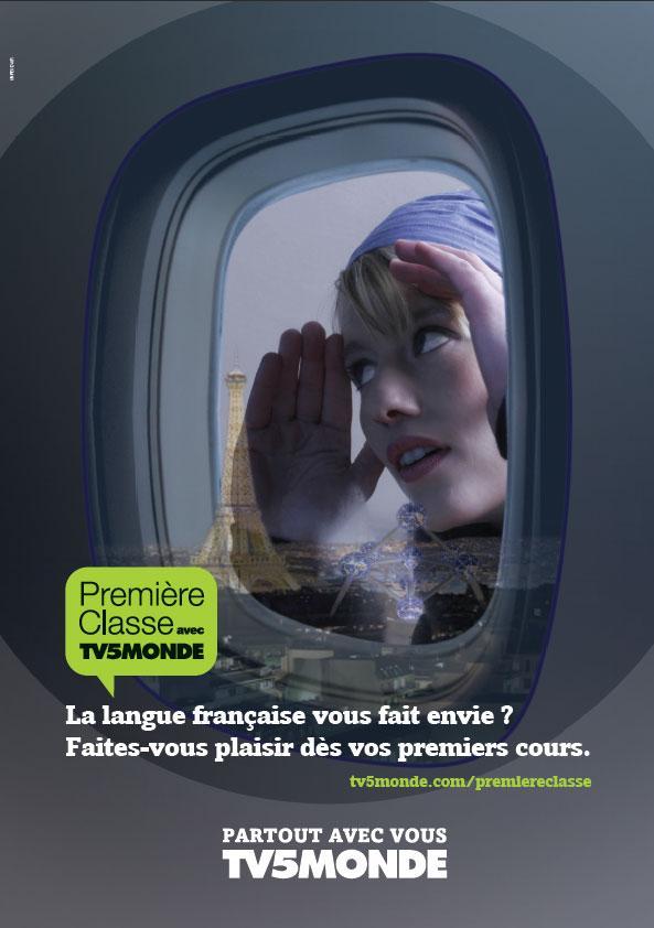 L'affiche - Première classe - 2011