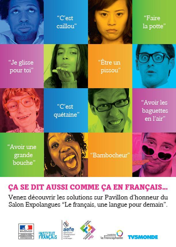 L'affiche - Ça se dit - 2012