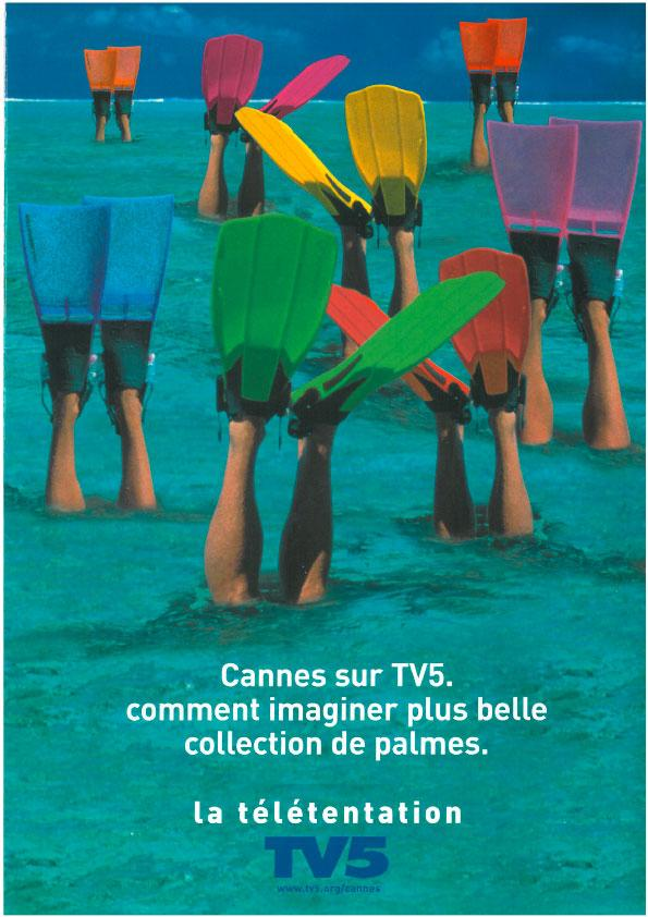 Affiche - Cannes - 1999