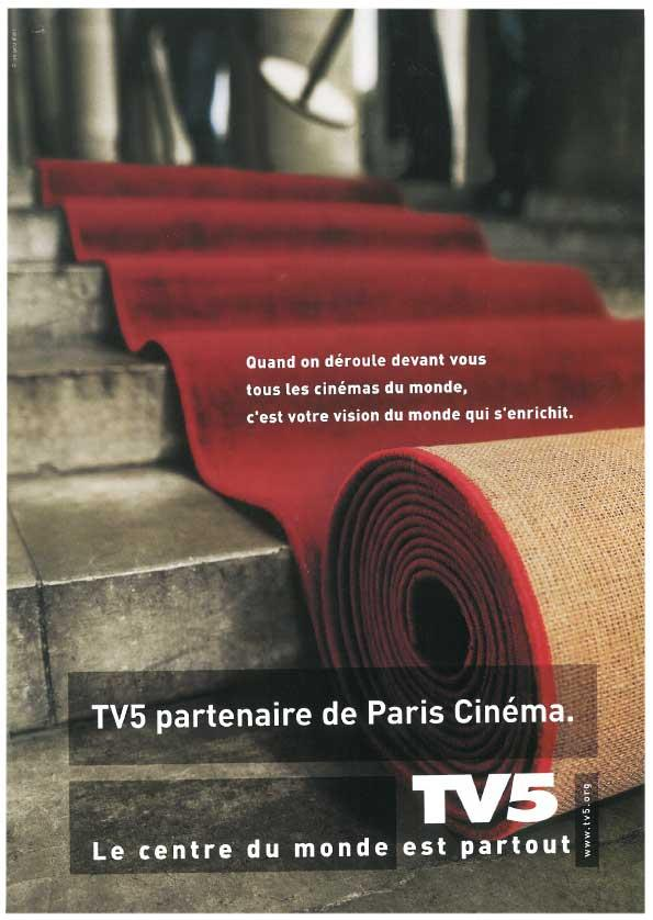 Affiche - Tapis rouge - 2004