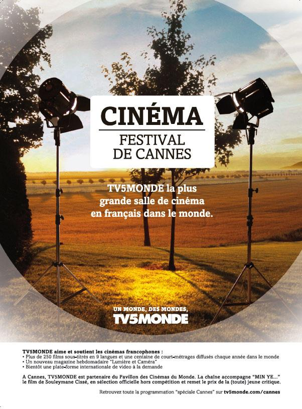 Affiche - Cannes - 2009