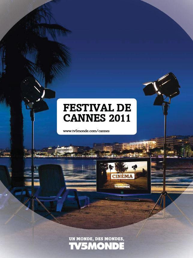 Affiche - Cannes - 2011