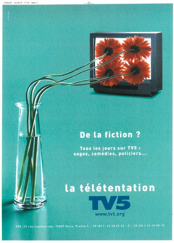 Affiche - Fleurs - 2000