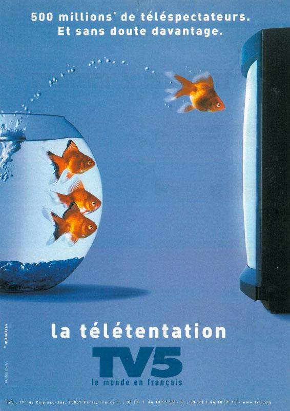 Affiche - Poissons - 2000