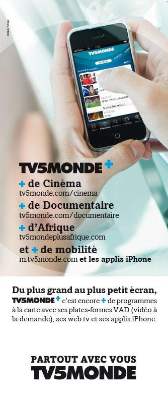 Affiche- iPhone - 2010