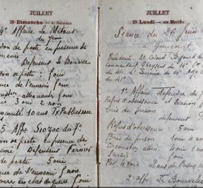 Première Guerre mondiale : désobéissance