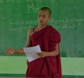 Myanmar : les jeunes à l'école de la démocratie